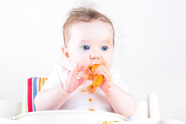 Фото №4 - Едим руками и не толстеем: новый тренд в воспитании