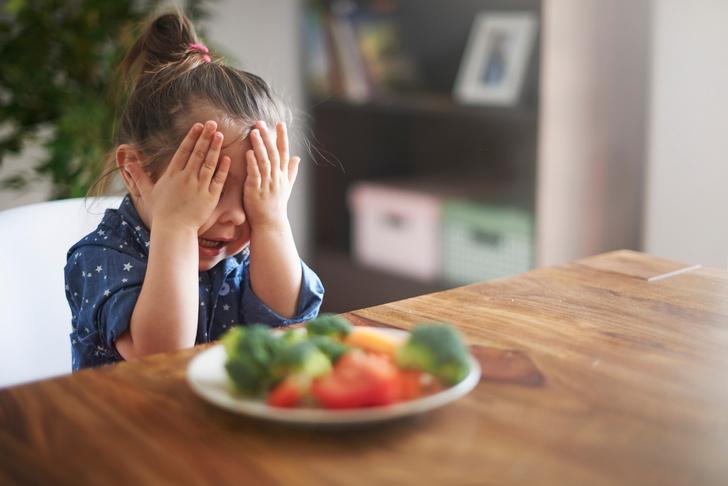 Фото №2 - Как накормить малоежку: 9 советов от Союза педиатров