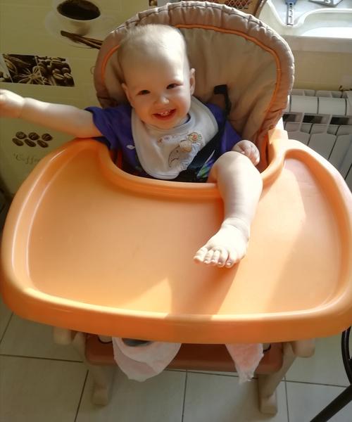 Фото №27 - Мой крошка-озорник: голосуем за самое милое детское фото!