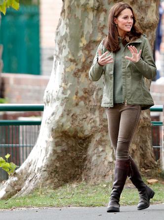 Фото №3 - Еще одна общая модная страсть принцессы Шарлотты и герцогини Кейт