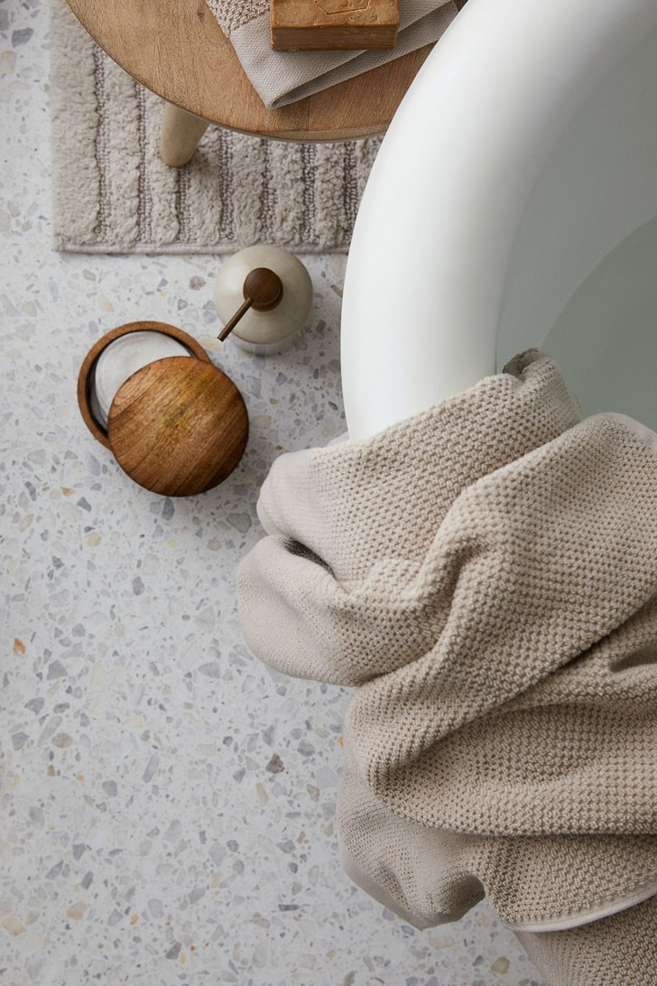 Фото №1 - Осенняя атмосфера в ванной: 5 полезных советов