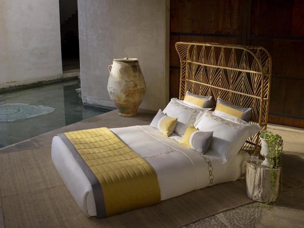 Фото №2 - Новая коллекция домашнего текстиля Frette