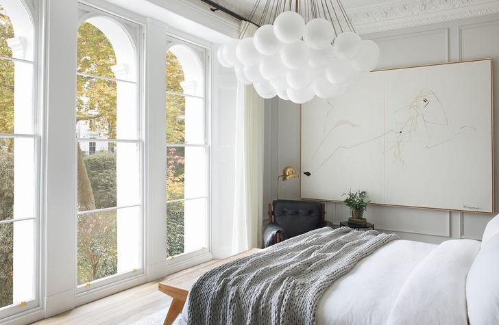 Фото №8 - Светлая квартира с винтажной мебелью в Лондоне