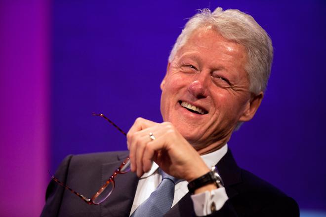 Билл Клинтон фото