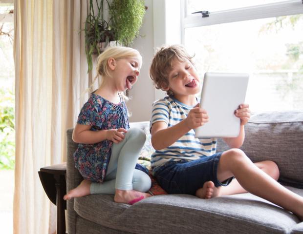 Дети и гаджеты психология