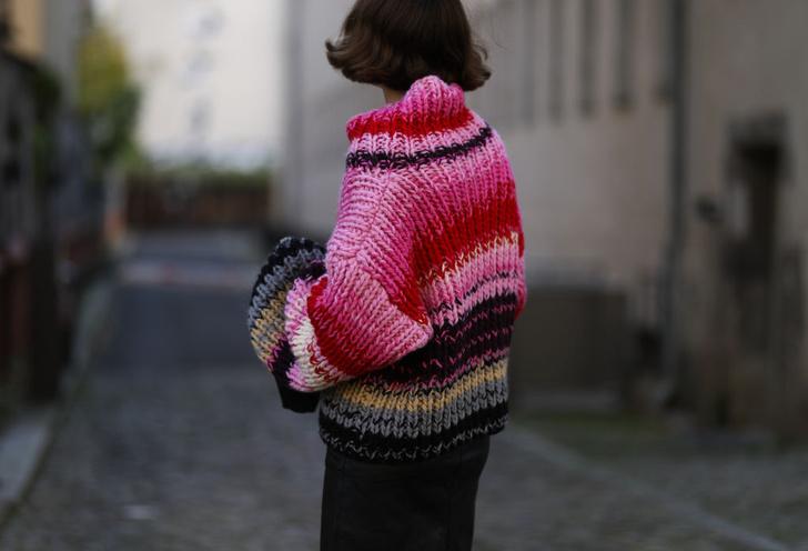 Рваный свитер от JW Anderson