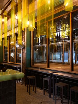 Фото №6 - Ресторан в бывшем здании склада в Сиднее