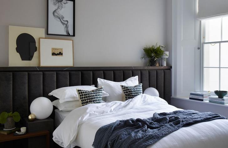 Фото №16 - Светлая квартира с винтажной мебелью в Лондоне