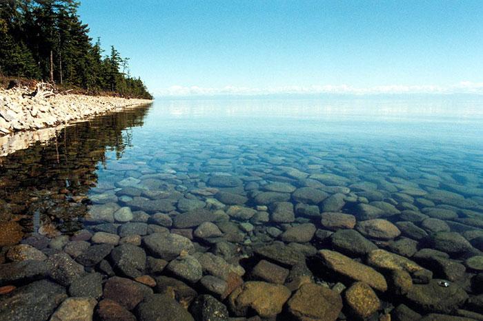 Фото №12 - Гляжусь в озера синие: 5 озер России, где стоит провести отпуск