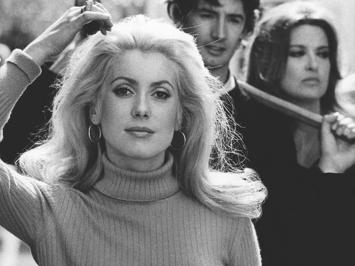 Фото №11 - Лед и пламень: обреченная любовь Катрин Денев и Марчелло Мастроянни — самой красивой пары европейского кино