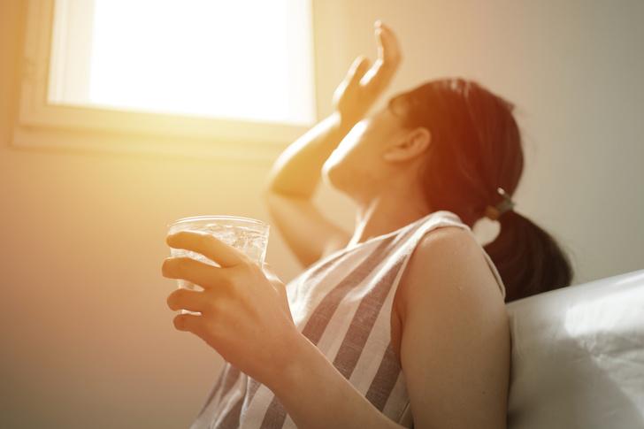 Фото №2 - Почему в жару так хочется спать и все лень? 🥱