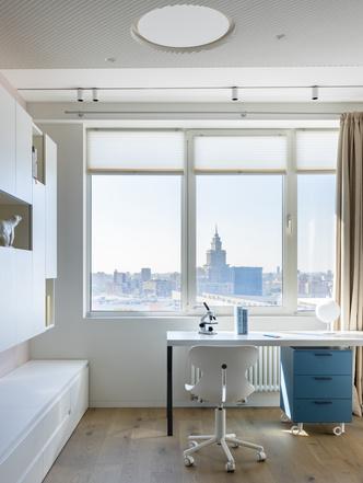 Фото №14 - Уютная квартира 120 м² для большой семьи в Москве