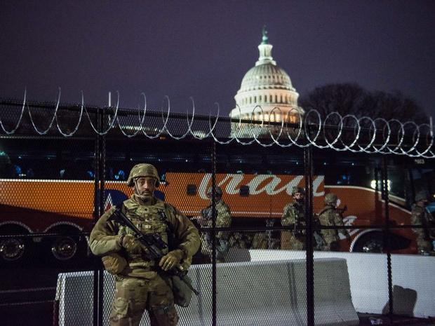 Фото №5 - Какой будет инаугурация Джо Байдена (и чем она отличается от церемонии Трампа)
