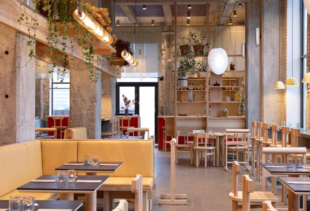 Фото №5 - POPL: бургерная при ресторане Noma в Копенгагене