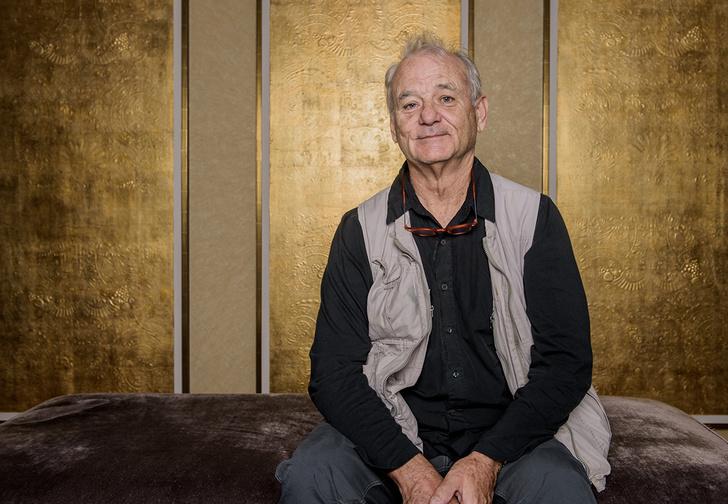 Фото №1 - Человек, который нравится всем. Как Билл Мюррей стал иконой дружелюбия в Интернете