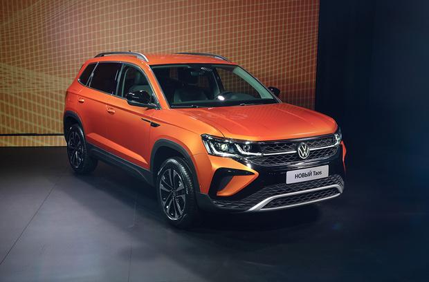 Фото №1 - В России состоялась премьера Taos— нового SUV марки Volkswagen
