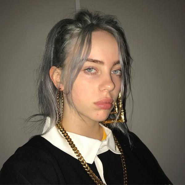 Фото №4 - Все цвета и оттенки, в которые красила волосы Билли Айлиш