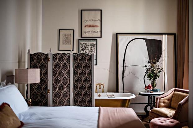 Фото №9 - Романтичный отель NoMad в Лондоне
