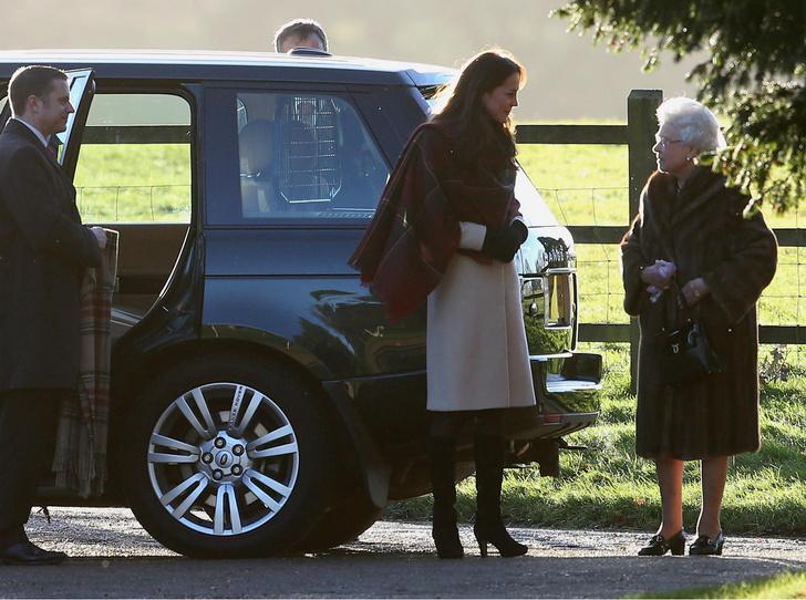 Фото №3 - Неожиданная причина, по которой Кейт отказалась от первого приглашения в гости к Королеве