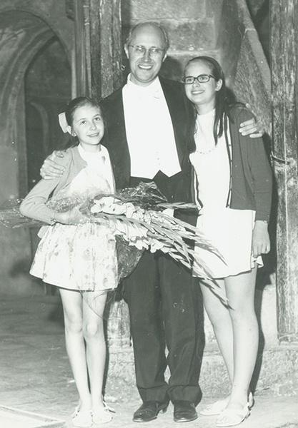 Фото №6 - 52 года гармонии: история любви Ростроповича и Вишневской