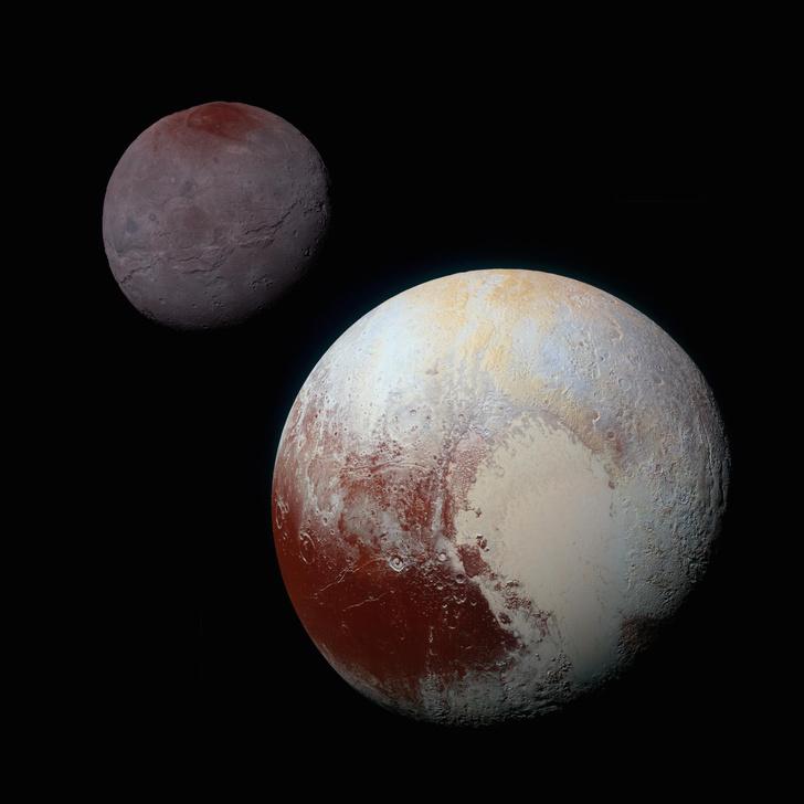 Фото №1 - Плутон: главный карлик Солнечной системы