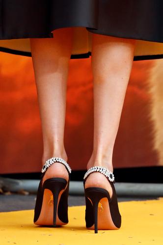 Фото №19 - Во всем блеске: любимые вечерние туфли королевских особ