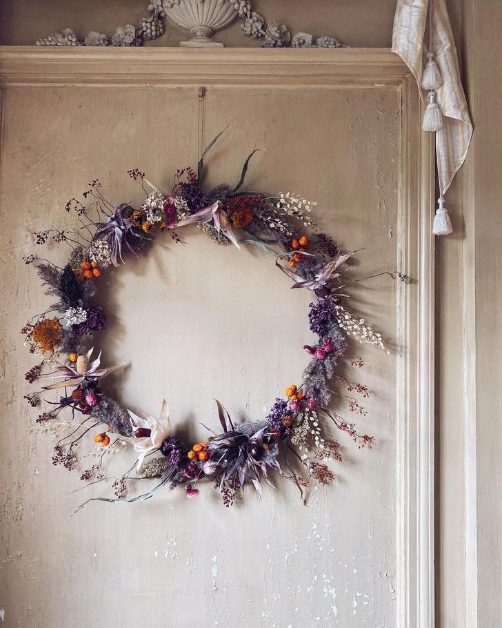 Фото №6 - Хит-лист: осенние венки на дверь
