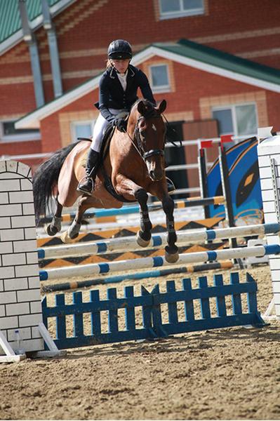 Фото №26 - Девушки на коне: самые романтичные наездницы Ульяновска