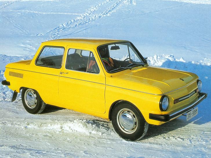 Фото №11 - Советские полуфабрикаты: как автомобили из СССР дорабатывали для зарубежного покупателя