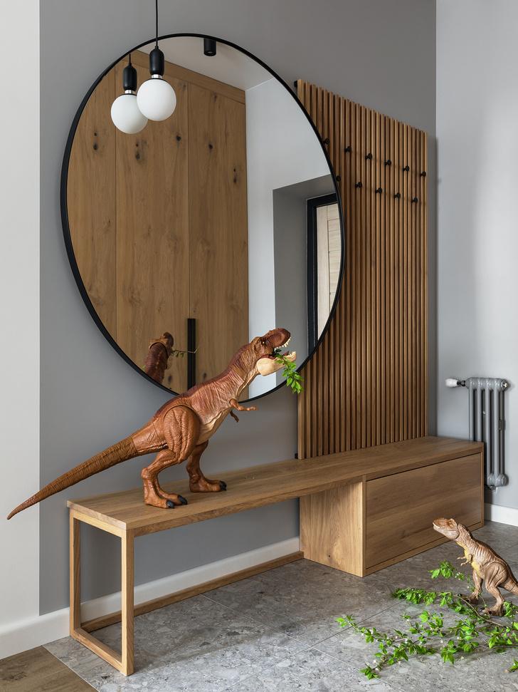 Фото №4 - 7 способов использовать скамейки и банкетки в интерьере