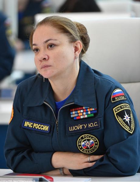 Фото №3 - 30-летняя дочь министра обороны Ксения Шойгу выходит замуж за тренера
