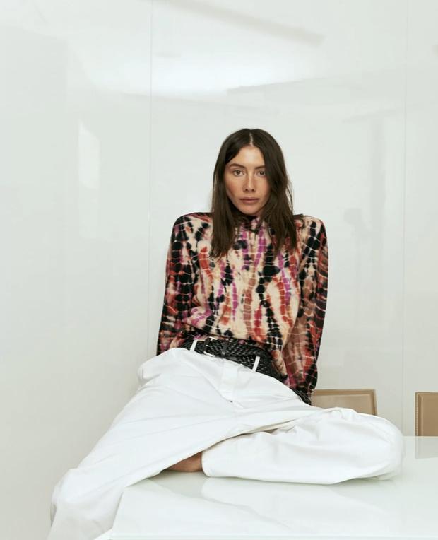 Фото №5 - Одна рубашка поверх другой и еще 5 трендов этой весны в капсульной коллекции Юлии Пелипас и Rika Studios
