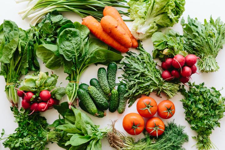 Фото №2 - Крахмалистые и некрахмалистые овощи: удобные списки в виде таблиц