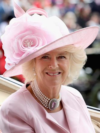 Фото №7 - Шкатулка будущей королевы: любимые украшения герцогини Камиллы