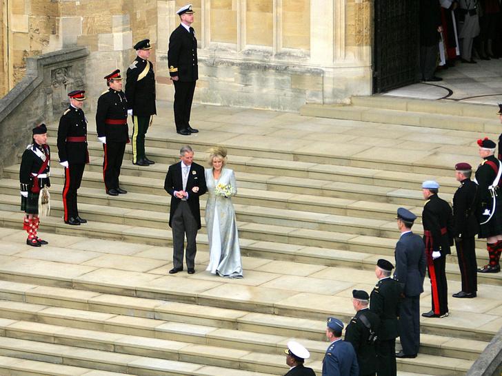 Фото №2 - Крушение надежд: почему Чарльзу и Камилле не позволили пожениться там, где они мечтали
