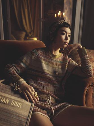 Фото №2 - Чистое золото: Dior представил капсулу весна-лето 2021