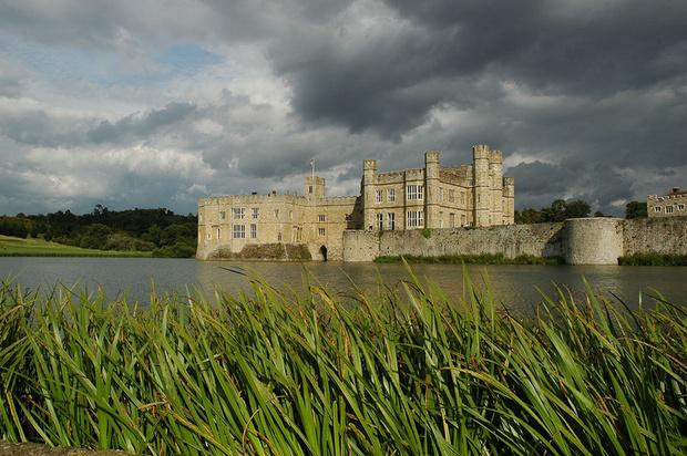 Фото №2 - Самые красивые замки мира