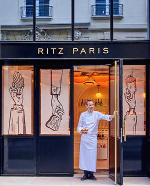 Фото №5 - В Париже открылась кондитерская Ritz Paris Le Comptoir