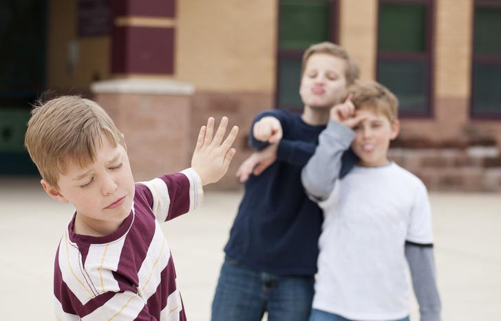 Фото №8 - Дразнить и обзывать: почему все дети должны это делать