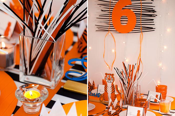 Фото №15 - «Тигриный» день рождения