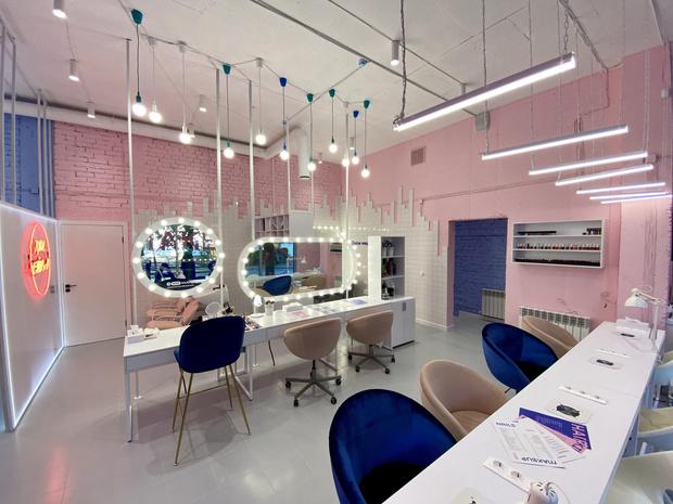 Фото №2 - Больше, чем салон красоты: в России открылся шестой бьюти-бар международной сети G.Bar