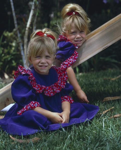 Фото №2 - Двое из ларца: знаменитости, у которых есть близнецы или двойняшки