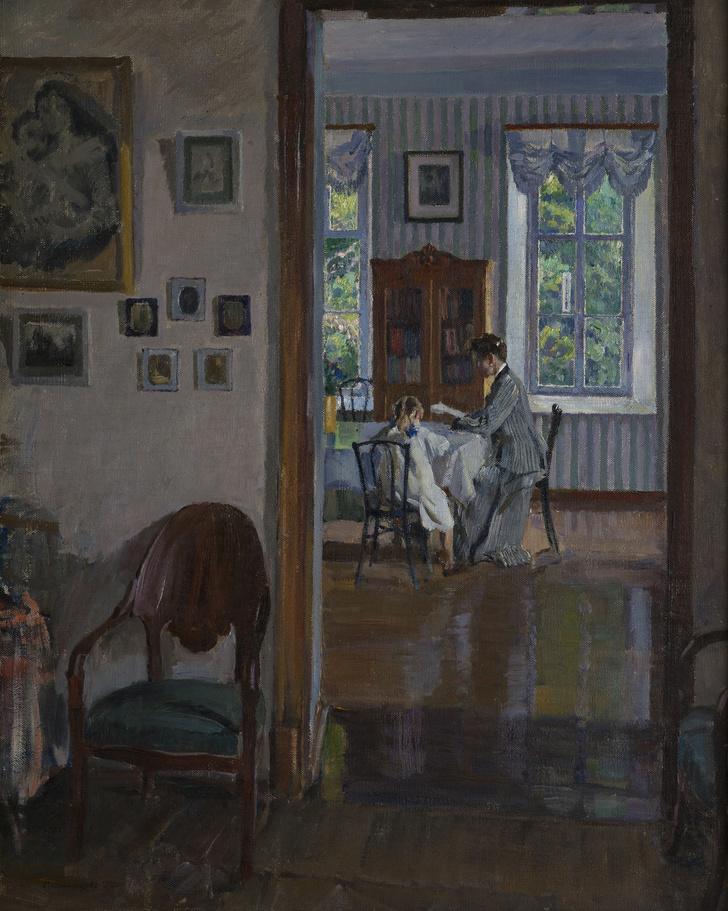 Фото №4 - Выставка Сергея Виноградова продлена до конца марта