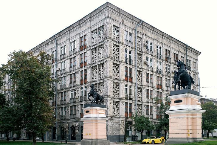Фото №12 - Топ-9 лучших жилых домов Москвы 1920-2020-х годов