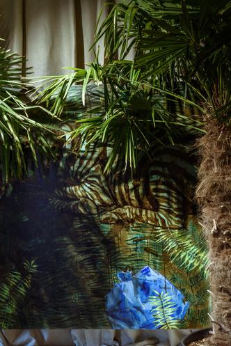 Фото №4 - Кабинет редкостей: квартирная поп-ап выставка современных художников в Петербурге