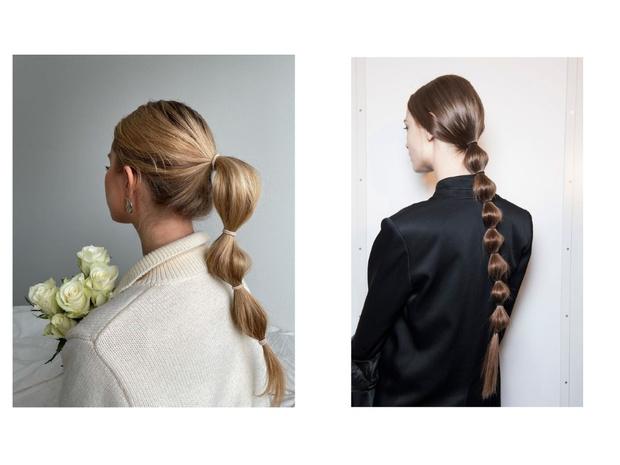 Фото №1 - «Пузырчатые» косы: как сделать эффектную укладку за 5 минут