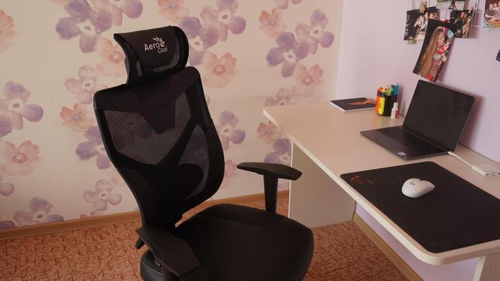 Фото №2 - Выбираем комфортное кресло для домашнего офиса
