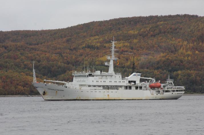 Фото №1 - Найдены затонувшие корабли времен ВОВ