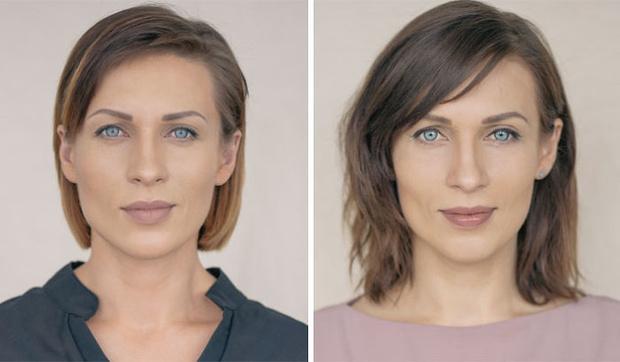 Фото №2 - Как материнство меняет лицо женщины: 30 фото до и после