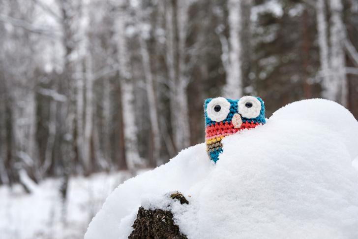 Фото №2 - Сочиняем зимние сказки вместе с крохой